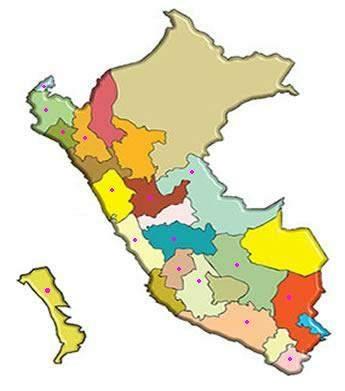 Direccin general de epidemiologa ministerio de salud del per for Ministerio del interior ubicacion mapa