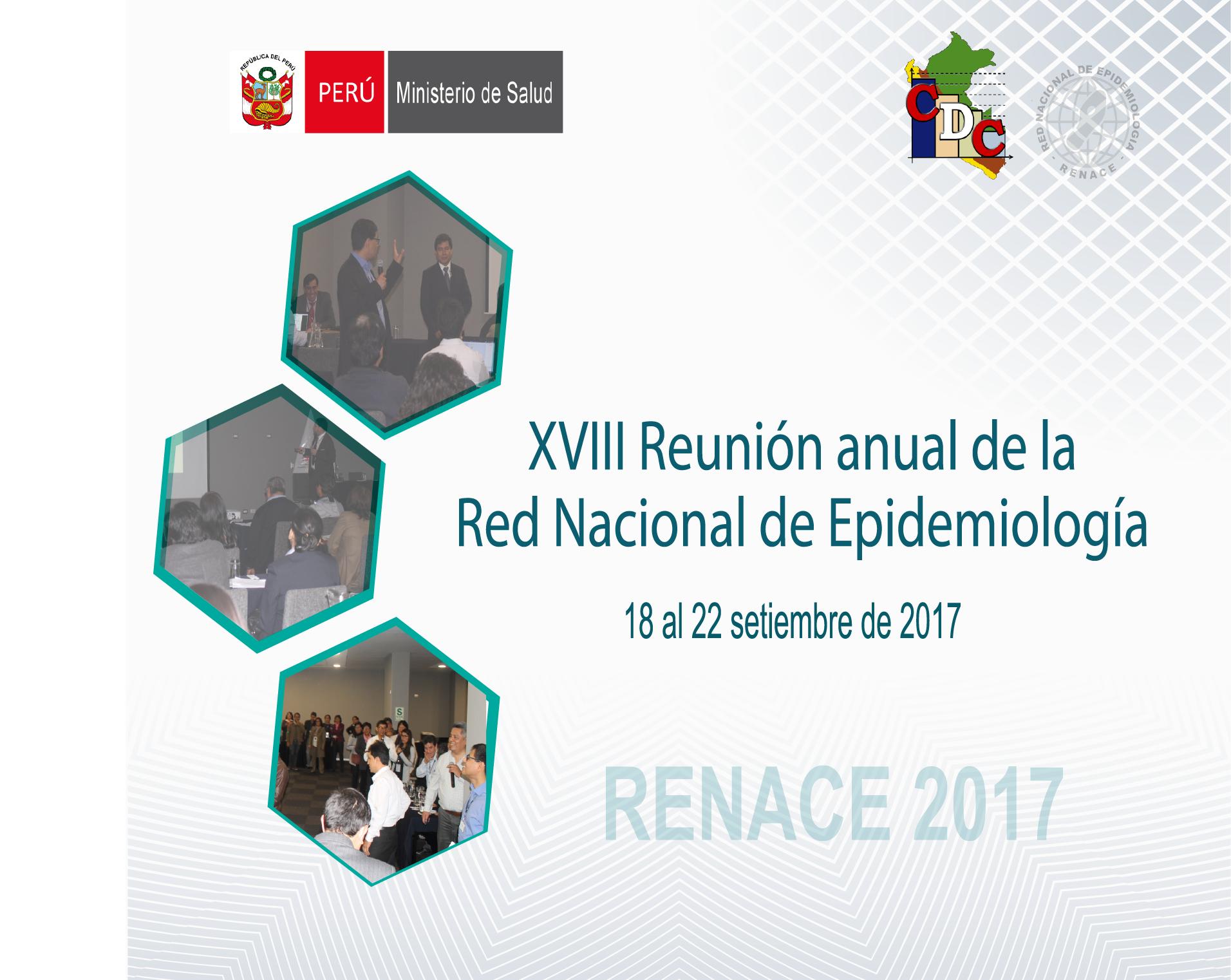 XVIII Renace 2017