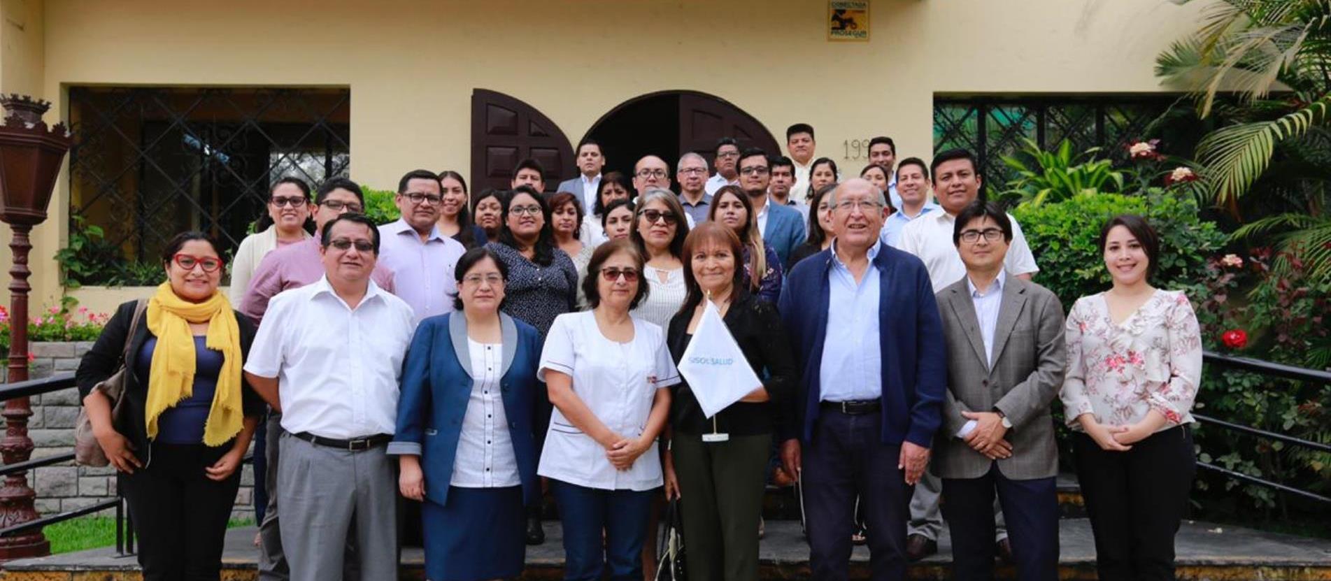 Minsa se reúne con directores médicos de los establecimientos de SISOL Salud de Lima Metropolitana para fortalecer la vigilancia epidemiológica de sarampión- rubéola en el Perú