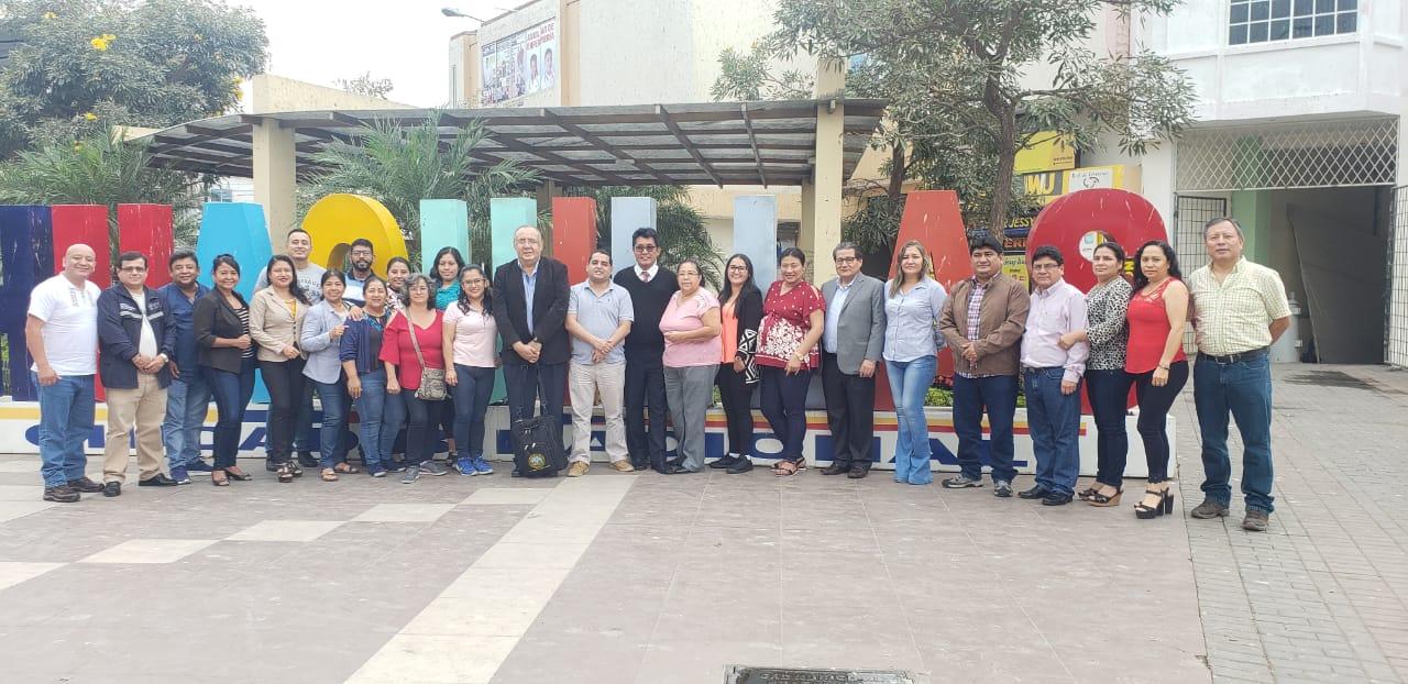 Profesionales de salud de la frontera binacional Perú-Ecuador fortalecen sus competencias en la metodología de análisis de situación de salud