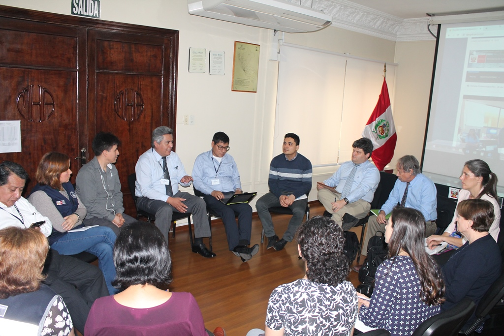 CDC Perú, CDC Atlanta e INS iniciarán estudio sobre síndrome Guillain Barre en el Perú
