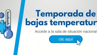 Photo of Temporada de Bajas Temperaturas 2021