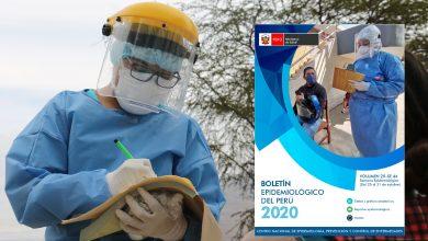Photo of CDC publicó la edición 44° de su Boletín Epidemiológico Nacional