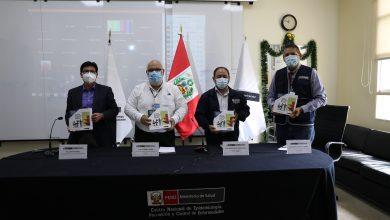 Photo of CDC presentó estudio que permite un amplio conocimiento de la situación de salud de las 25 regiones del país