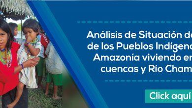 Photo of Análisis de Situación de Salud de los Pueblos Indigenas de la Amazonía