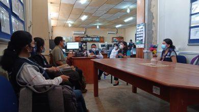 Photo of CDC capacita a personal de salud de Loreto para reforzar la vigilancia epidemiológica de COVID-19