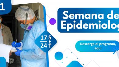 Photo of Semana de la Epidemiología 2021