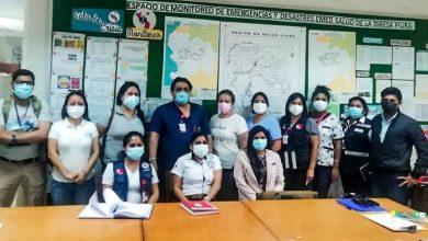 Photo of Ministerio de Salud busca reducir la vulnerabilidad frente a los impactos del cambio climático
